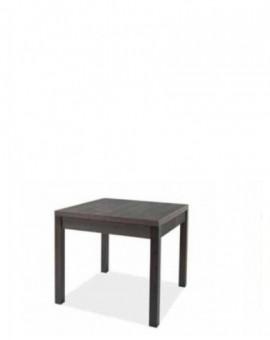 Tavolo da cucina 90x90 apertura a libroÊmoka per casa,ristorante,salone