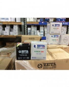 Batteria per scooter HONDA SH 125 SH 150 MOD.YTX7L-BS zeta batterie