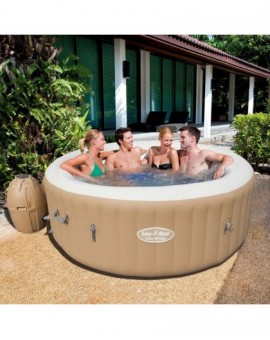 piscina SPA idromassaggio Lay Z Palm Springs riscaldata gonfiabile GT54129