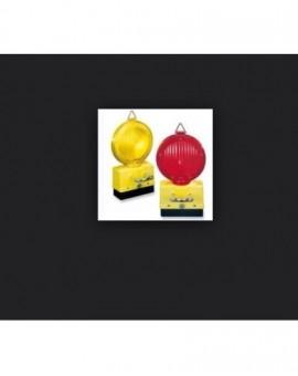 Cono segnaletico stradale spartitraffico in pvc h30 bicolore