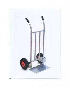 Carrello Porta Pacchi In Metallo Portata Massima 250 Kg