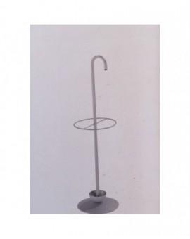 Porta Ombrelli In Metallo Colore Alluminio Arredo Casa Moderno Arredo Negozio