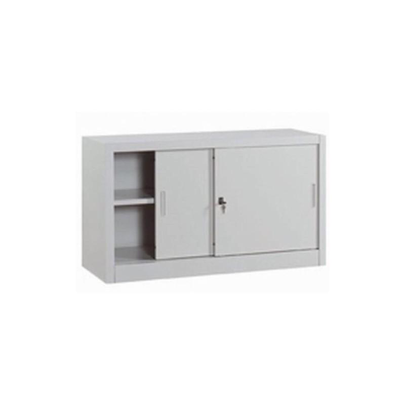Armadio Metallico Per Ufficio.Armadio Mobile Archivio Basso Per Ufficio In Metallo Misura 180 X