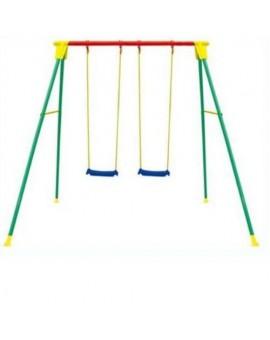 Altalena kiko 2 in metallo gioco per bambini da 3 a10 anni NON DISPONIBILE