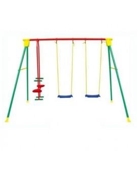 Altalena kiko 4 in metallo gioco per bambini da3 a 10 anni NON DISPONIBILE