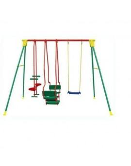 Altalena kiko 5 in metallo gioco per bambini da 3 a 10 anni NON DISPONIBILE