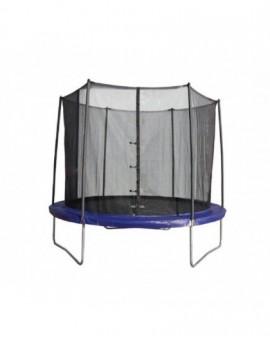 Trampolino elastico molle gioco per bambini salti arredo esterno giochi cm 305
