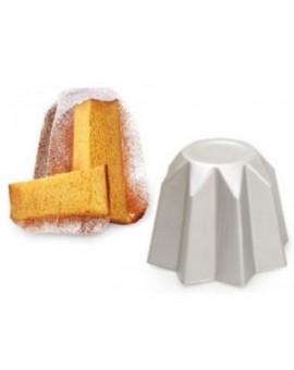 Forma pandoro 1 kilo alluminio forma torta panettone natale