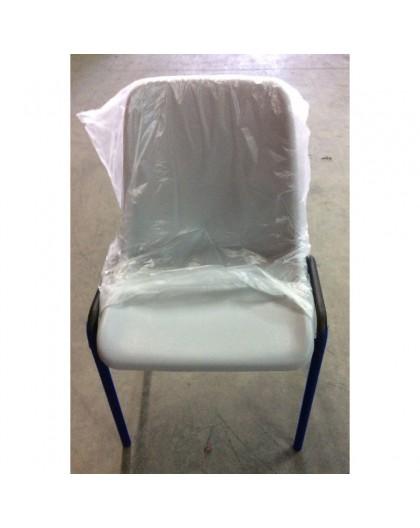 Sedie Da Ufficio Plastica.Sedia Fissa In Plastica Mono Scocca Per Ufficio Colore Grigio