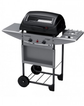 Barbecue campingaz expert 2 deluxe a pietra lavica made in italy